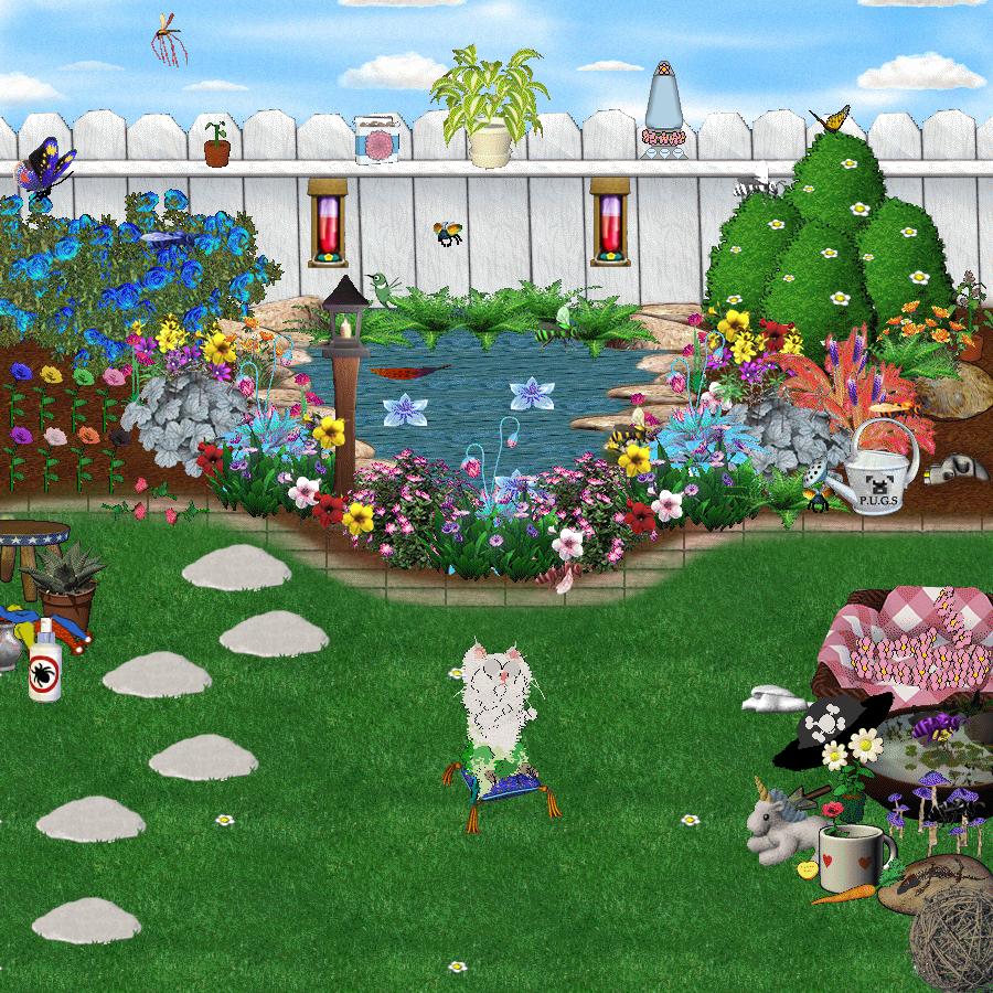 Lady's Garden